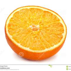 Parts Of An Orange Fruit Diagram 2000 Volkswagen Golf Radio Wiring Part Stock Photo Image 49075406