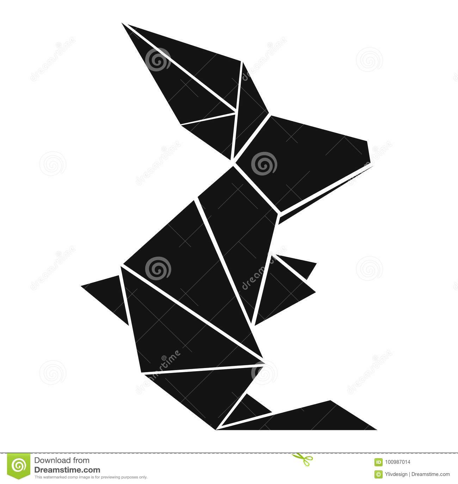 Simple Origami Bunny Step By Step Jadwal Bus