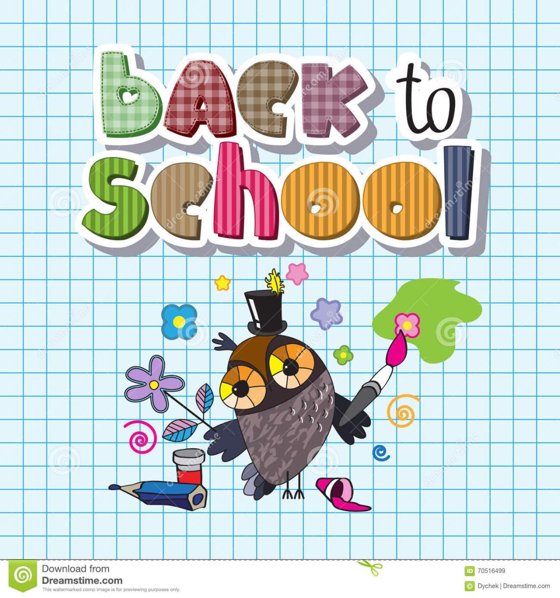 Download The Original Spelling Of The Phrase Back To School Stock ...
