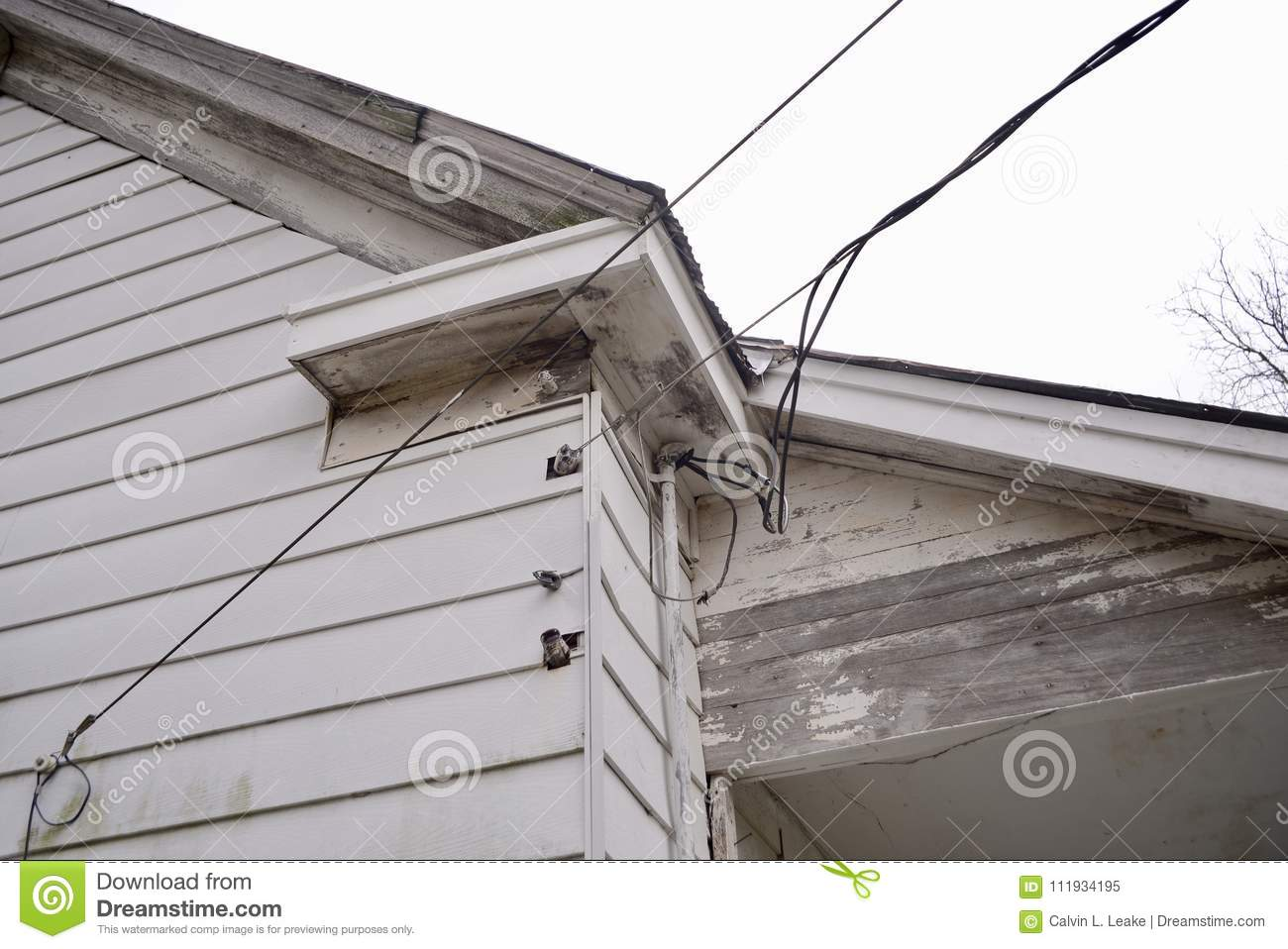 hight resolution of outdated method of running electricity and electrical wiring to an older home that is not up to code