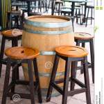 Outdoor Bar And Restaurant Stock Image Image Of Chair 26965549