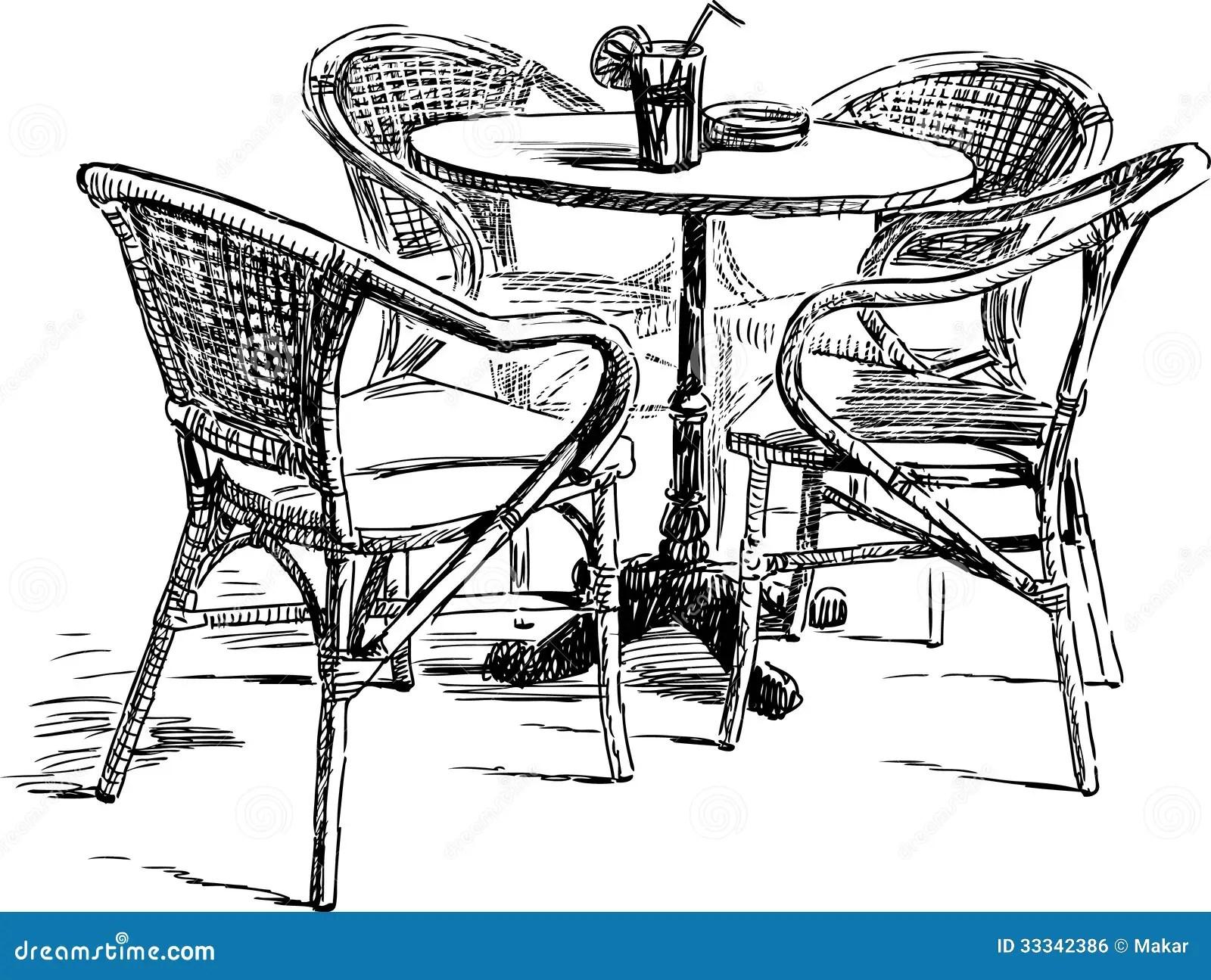 Food Coffee Table