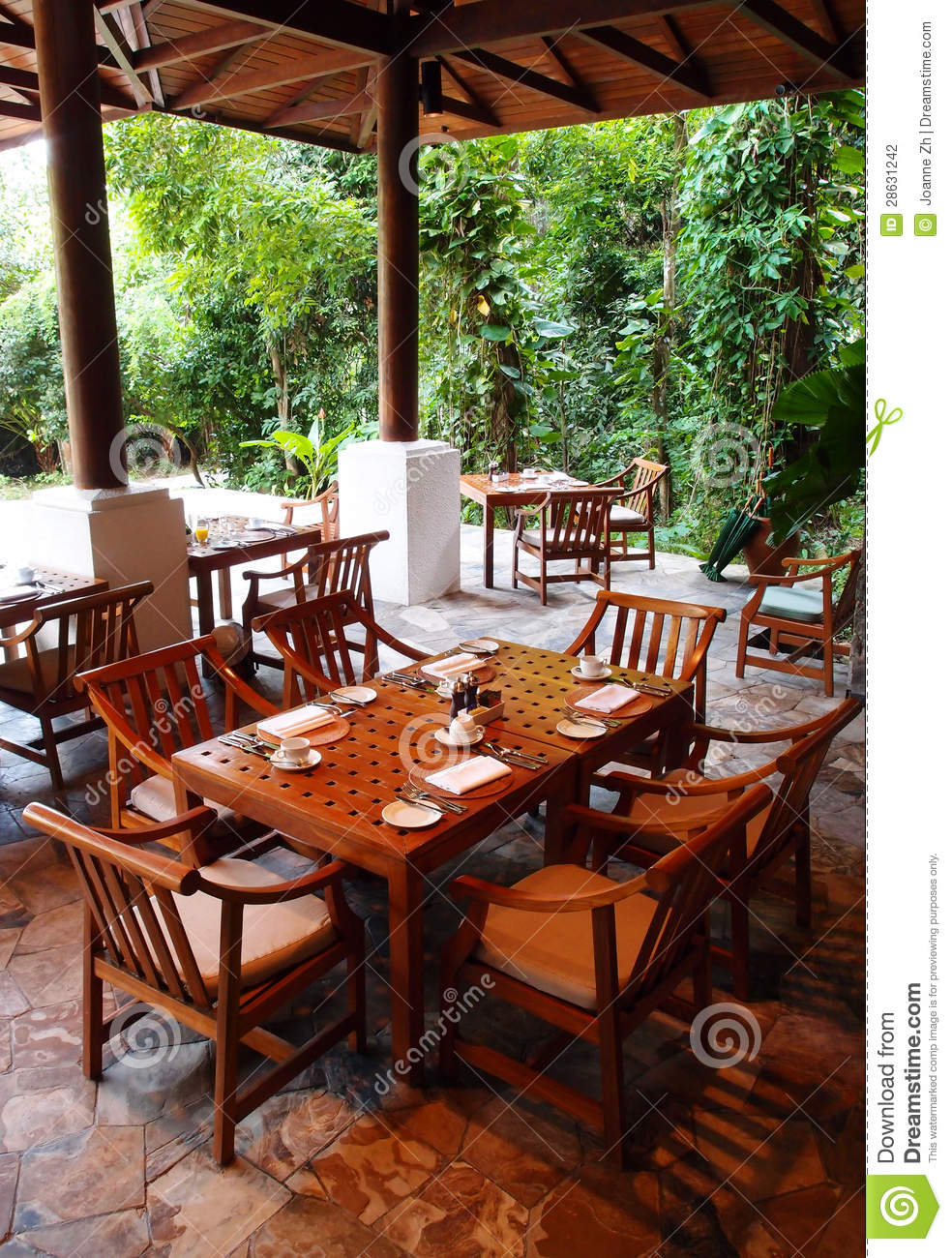 s stock photography outdoor dining restaurant nature surroundings