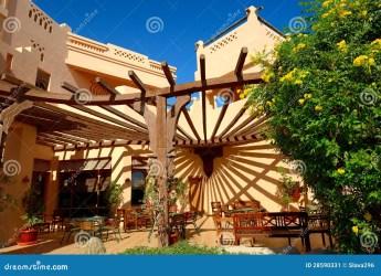 luxury hotel restaurant