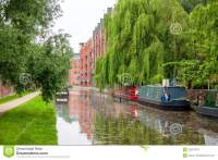 Oxford Canal. England Royalty Free Stock Photos - Image ...