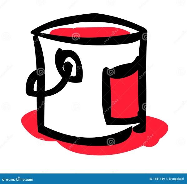 Paint Bucket Clip Art