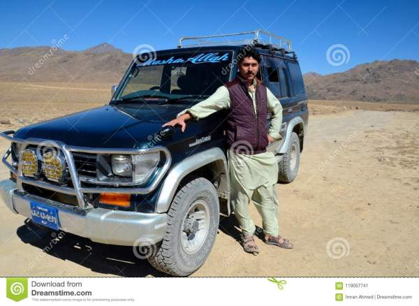 Jeep Toyota In Pakistan - Year of Clean Water
