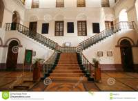 Palace Interior Wide Staircase Stock Photo - Image of ...