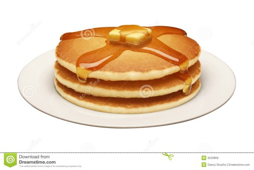 small resolution of pancakes