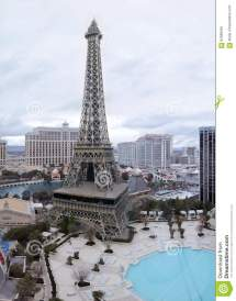 Paris Hotel Las Vegas Eiffel Tower View