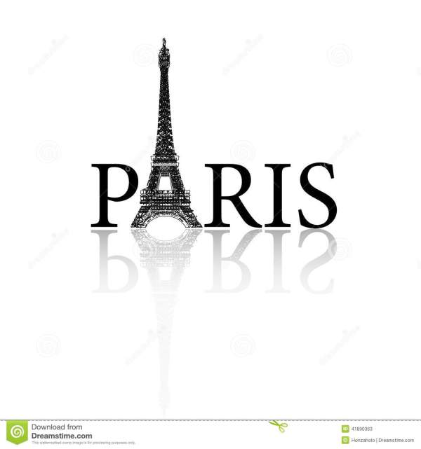 Paris text stock vector. Illustration of love, background ...