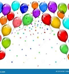 party balloons [ 1300 x 1065 Pixel ]
