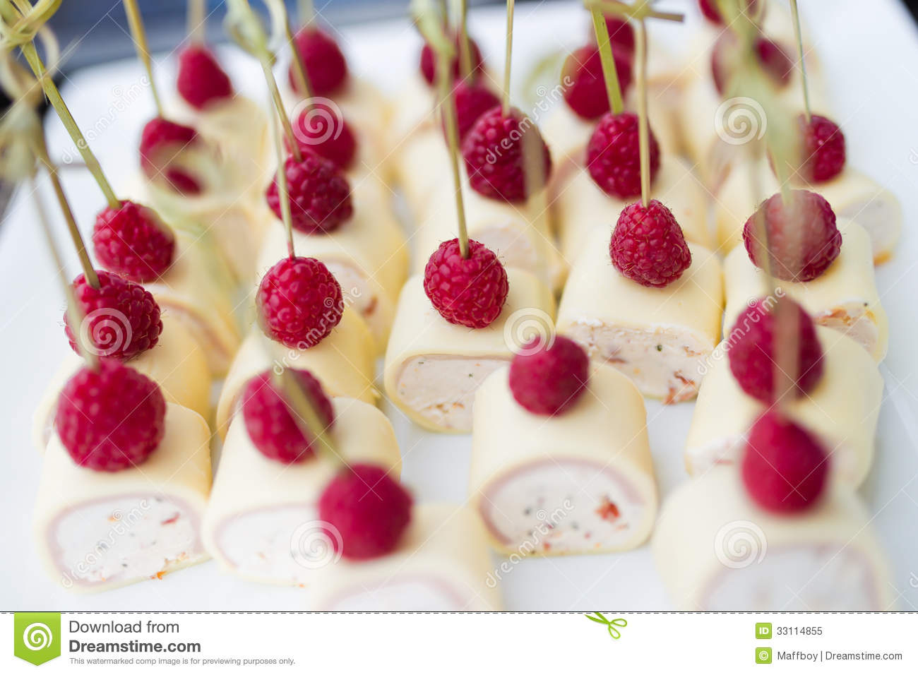 Party Food Snacks Royalty Free Stock Photo Image 33114855