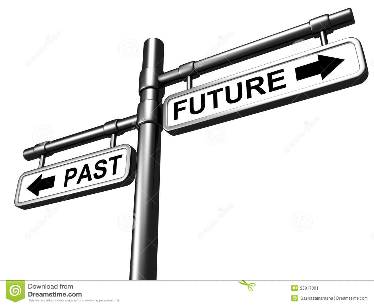 past and future road