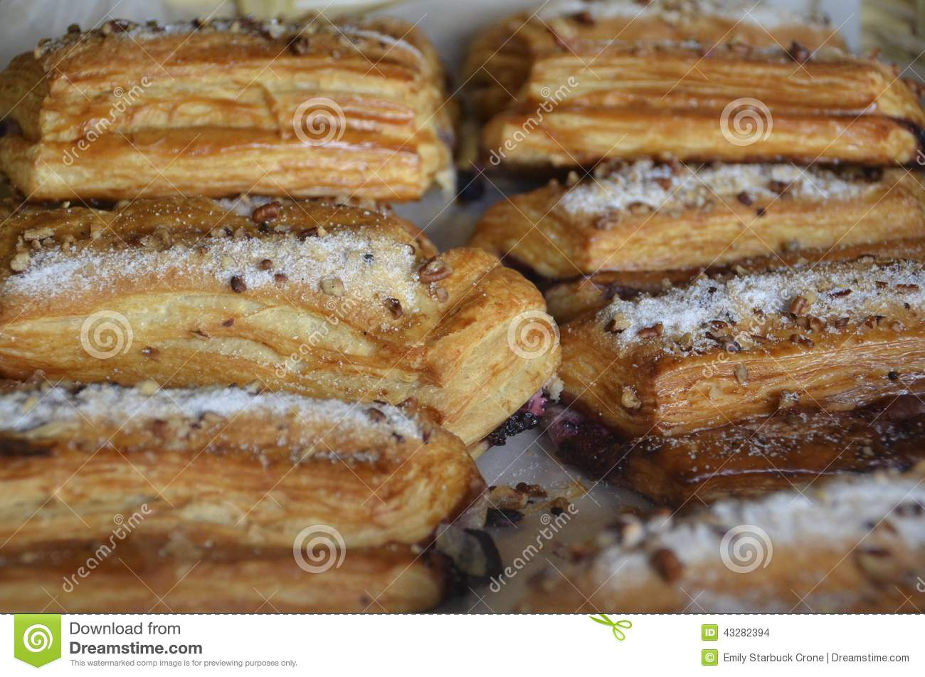 Pastries At A Mexican Bakery Stock Photo  Image 43282394