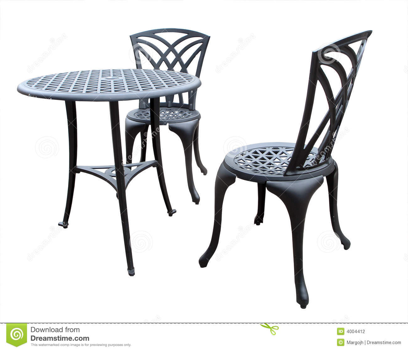 patio chairs for table gray oversized chair and stock photography image 4004412