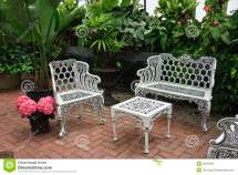 Patio Furniture Royalty Free Stock - 30553206