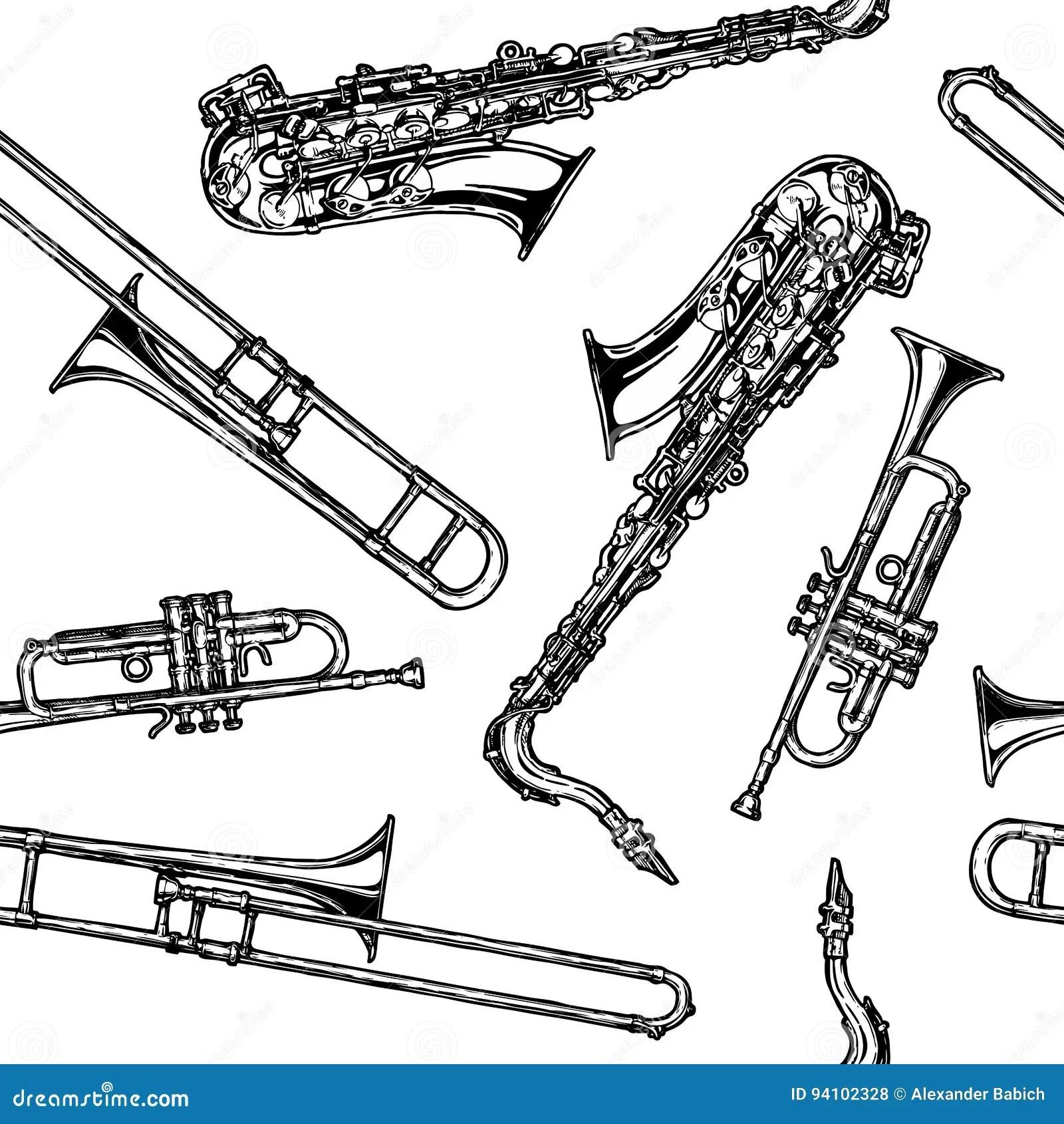 Trombone Cartoons Illustrations Amp Vector Stock Images