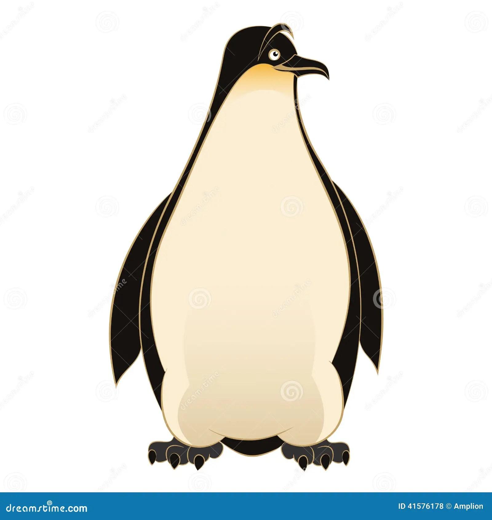 Penguin Stock Vector