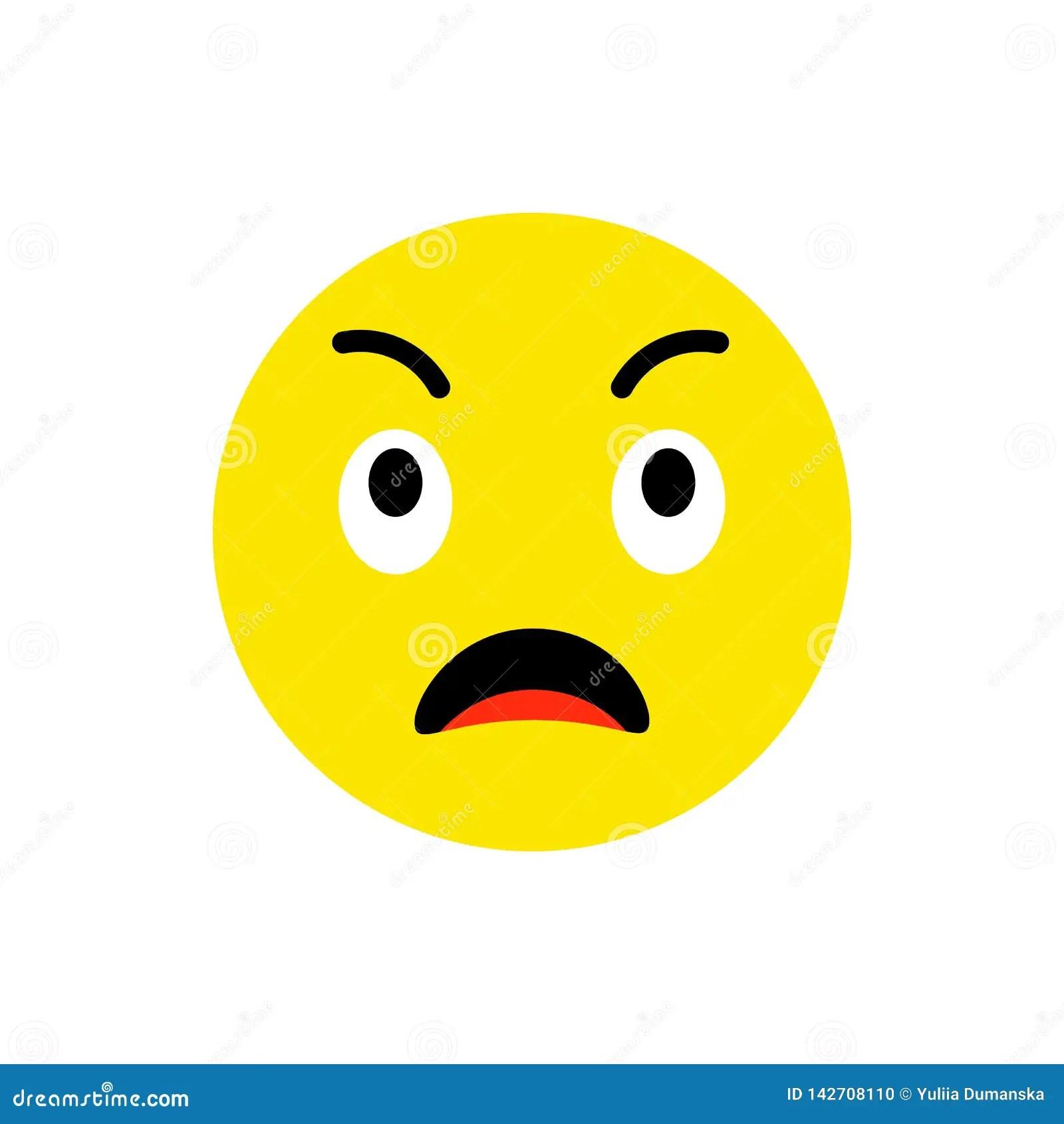 pensive face emoji icon
