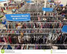 0b98fc926 Clothing Store Aisle - Year of Clean Water
