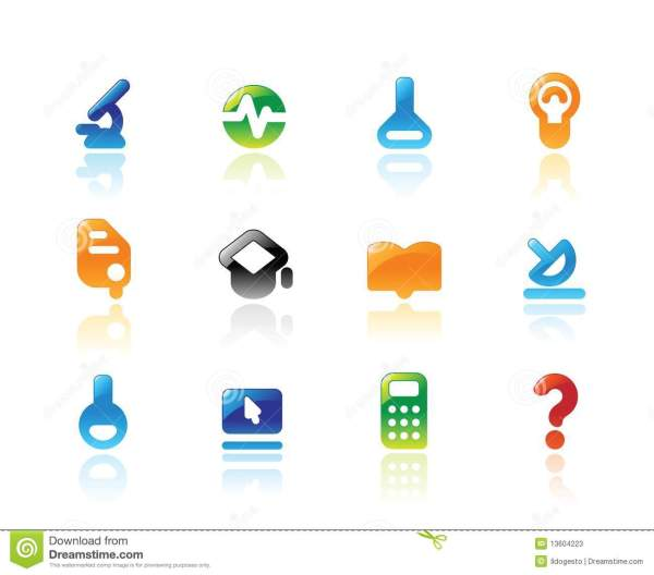 Perfect Icons Science Stock - 13604223