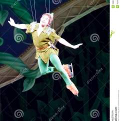 Cleaning Commercial Kitchen Campingaz Peter Pan Flying Editorial Stock Photo - Image: 28867908
