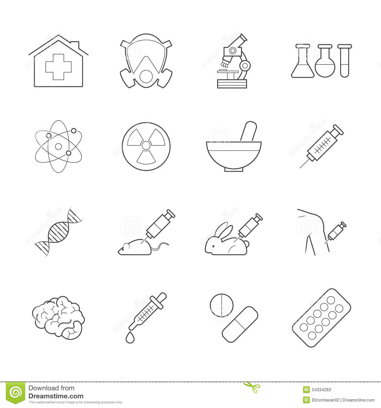 Pharmaceutical Production Icon Stock Vector