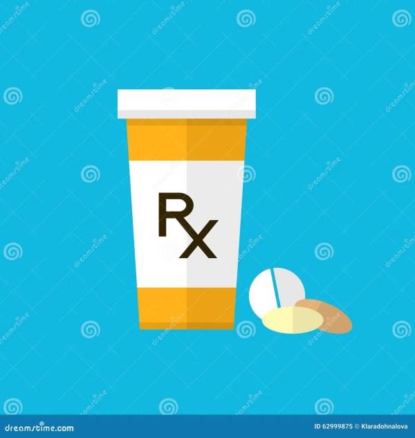 Pharmacy Prescription Symbols