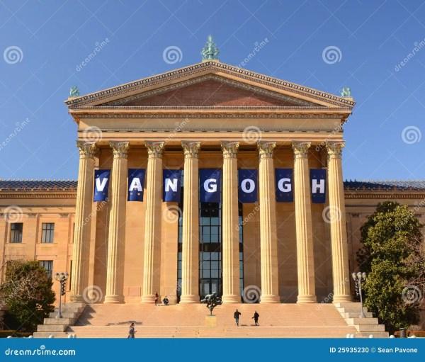 Philadelphia Museum Of Art Editorial - 25935230