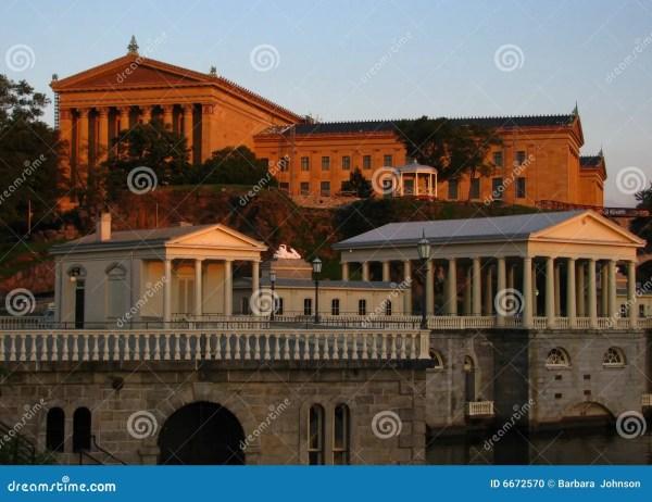 Philadelphia Museum Of Art Stock - 6672570