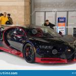 Philadelphia Pennsylvania U S A February 9 2020 The Black And Red Bugatti Chiron Supercar Editorial Photography Image Of Luxury Automobile 172599057
