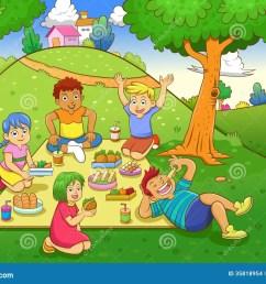picnic [ 1300 x 1009 Pixel ]