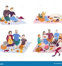 picnic friends stock illustrations 766 picnic friends stock illustrations vectors clipart dreamstime [ 1300 x 1016 Pixel ]