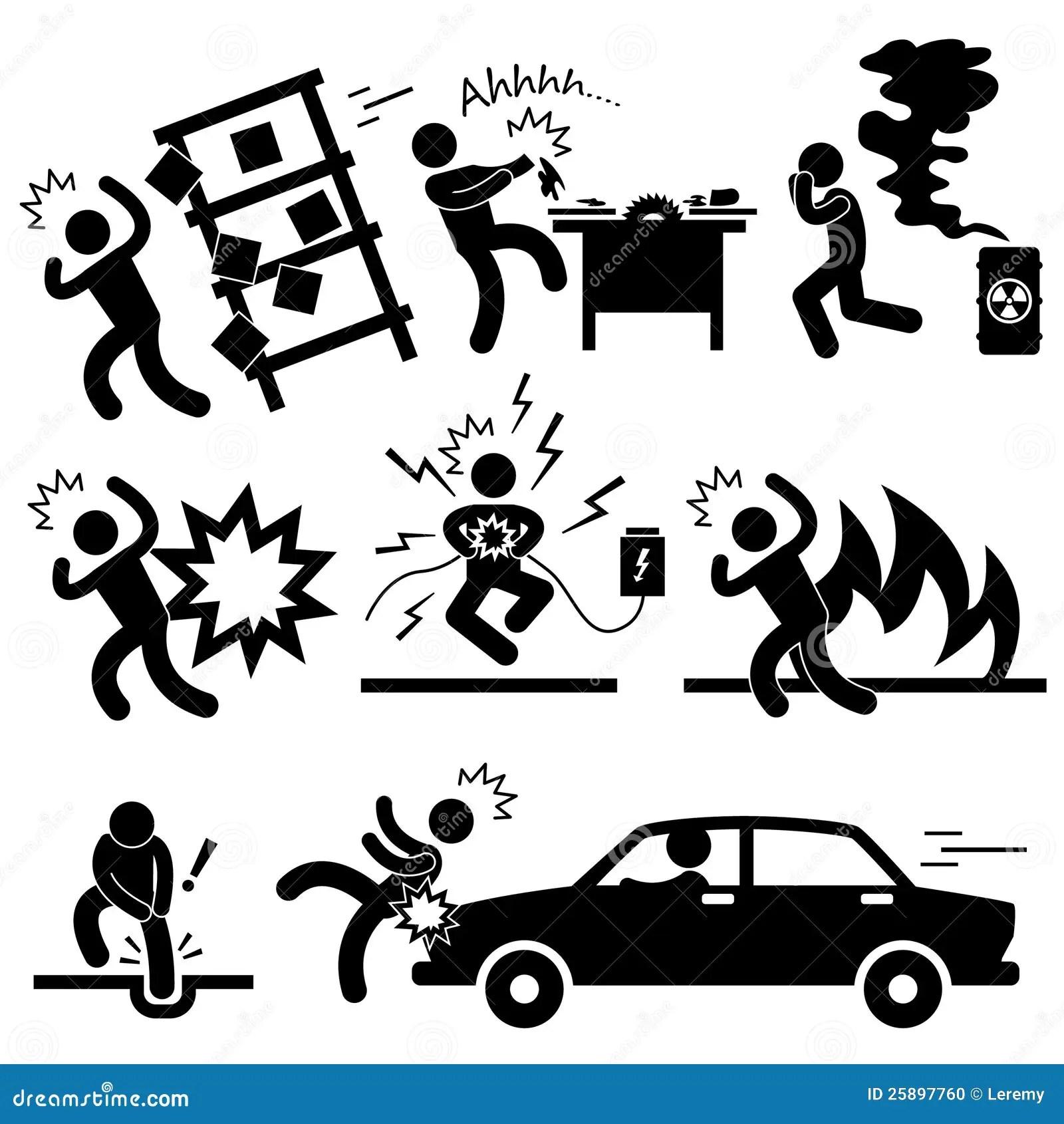 Pictogramme De Risque De Danger D Explosion D Accidents