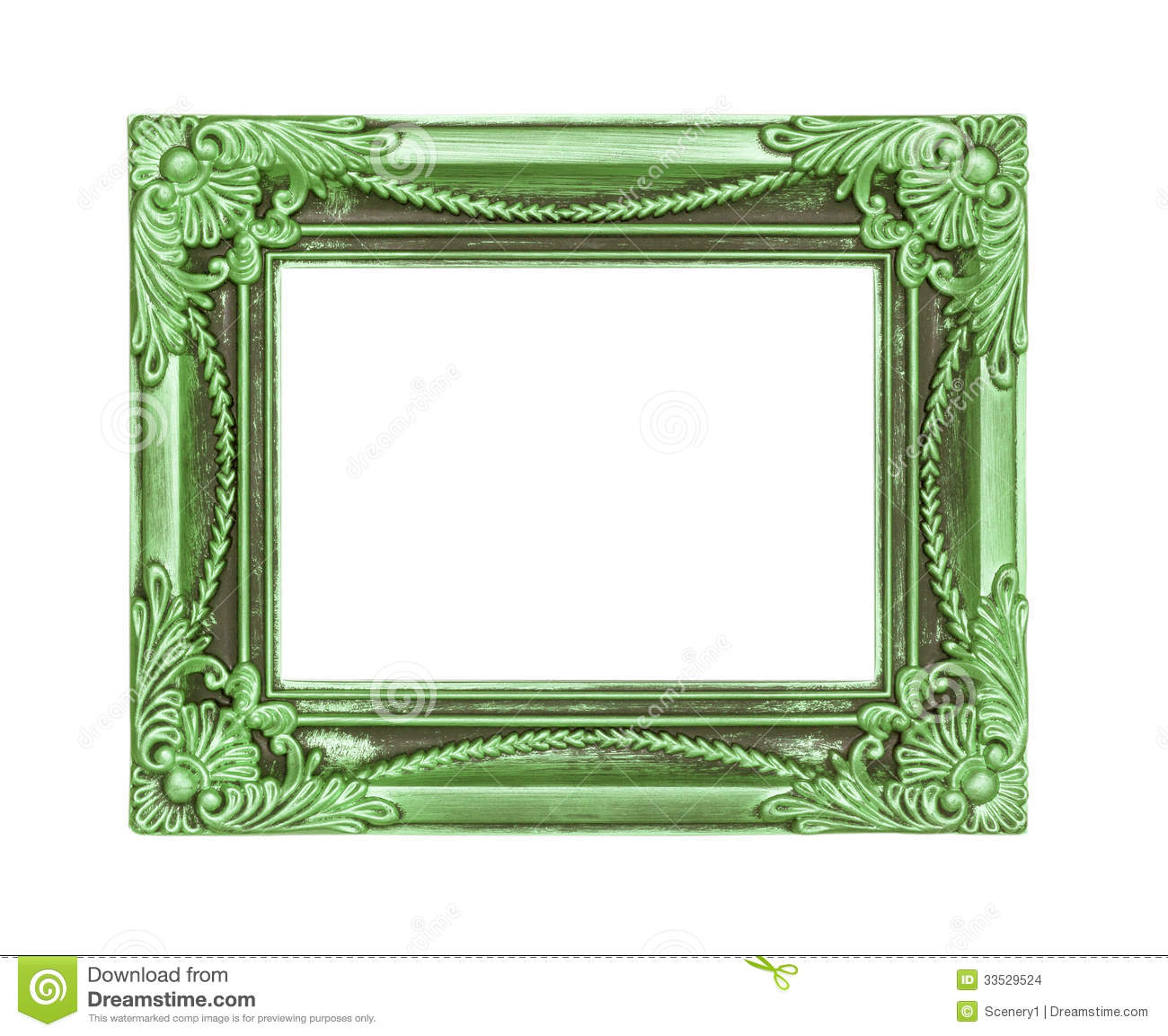 Picture Frame Stock Images  Image 33529524