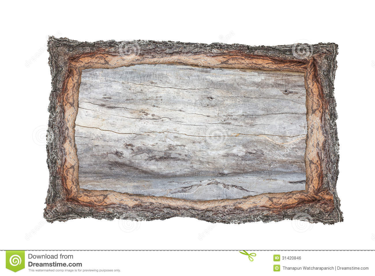 Picture Frame Wood Cross Section Backgrounds Bark And Wood