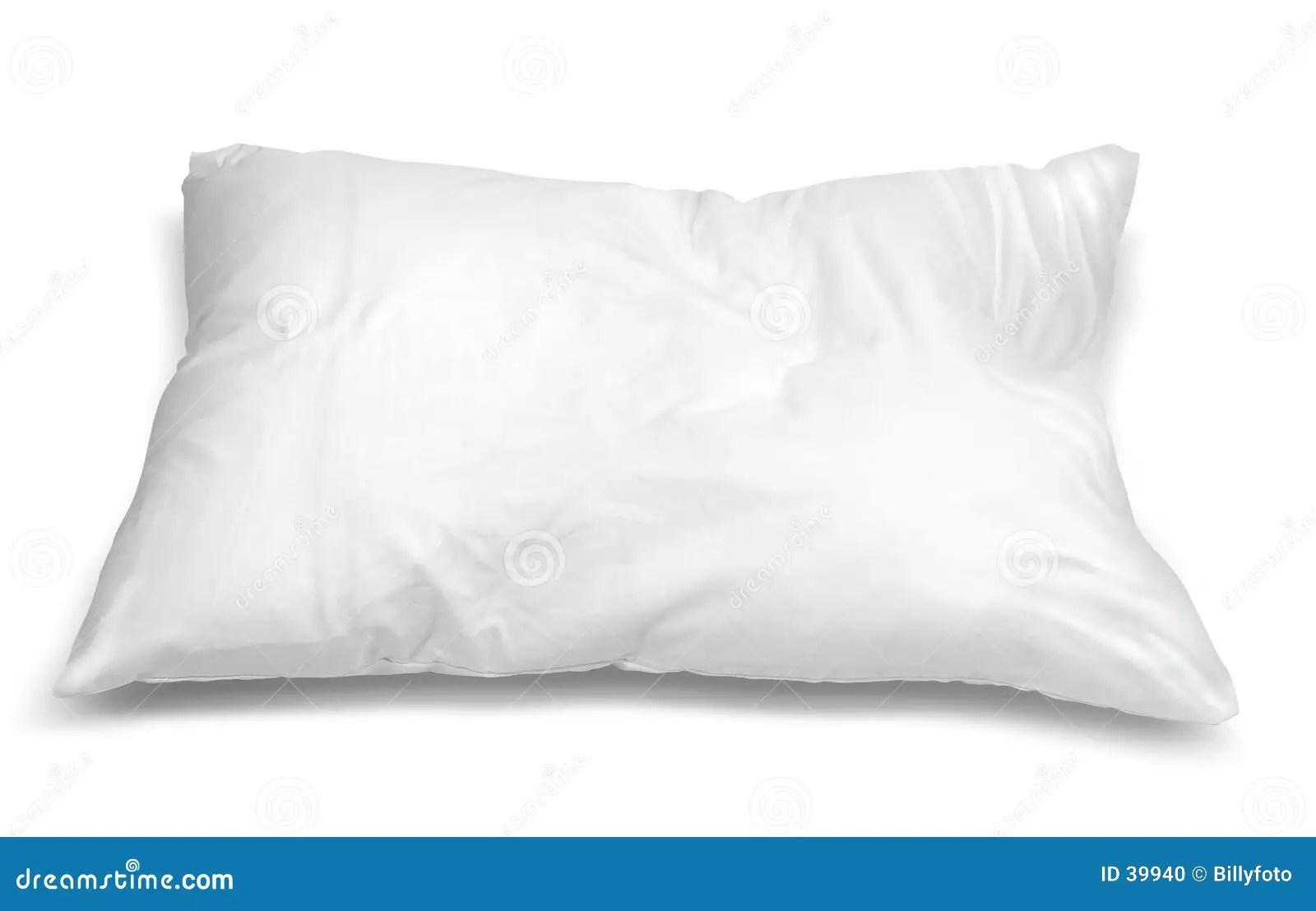 Pillow stock photo Image of feeling object sleep warm