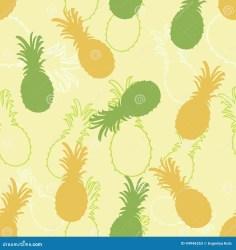 silhouette line decorative pineapple pattern het jui rijpe decoratieve achtergrond ripe vector juicy