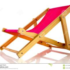 Pink Beach Chair Cover Hire Market Harborough Stock Photo Image 27077550