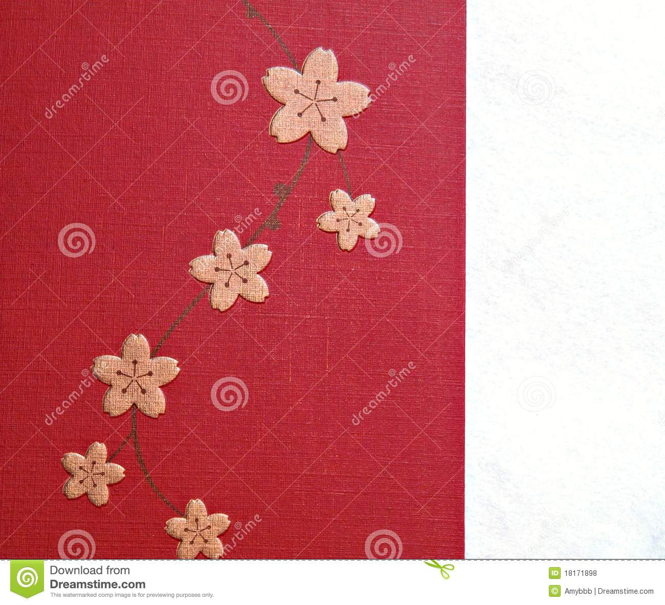 chinese paper flower