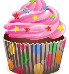 pink cupcake [ 1055 x 1300 Pixel ]