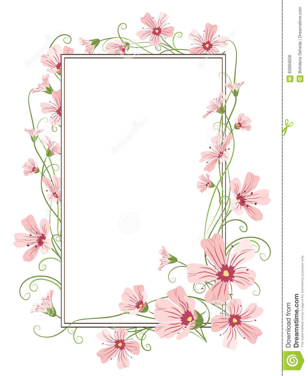 Flower lei template pictures luau flower template drawing art hawaiian flower lei template izmirmasajfo