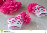 Baby Pink Socks Royalty-Free Stock Photo | CartoonDealer ...