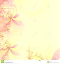 Pink And Yellow Abstract Design Template, Frame Or ...