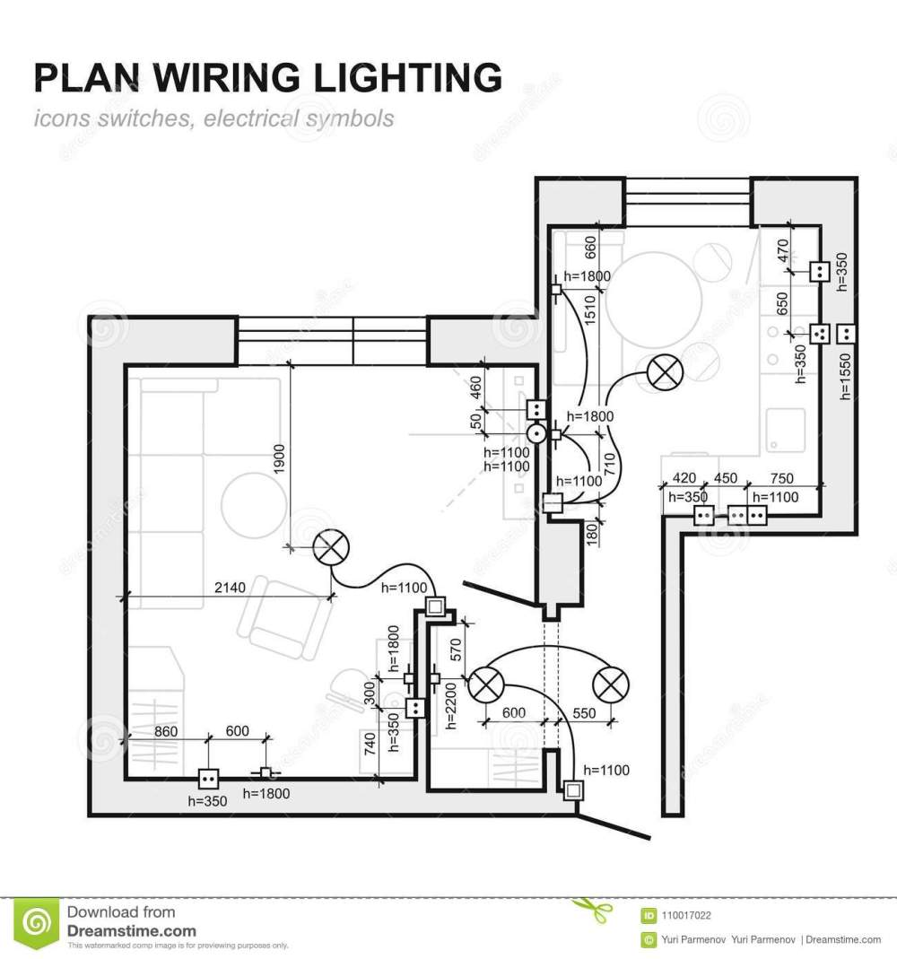 medium resolution of plan wiring lighting electrical schematic interior