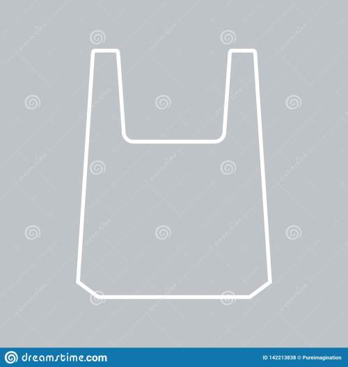 small resolution of plastic bag icon for background promotion sale template banner flayer poster and other