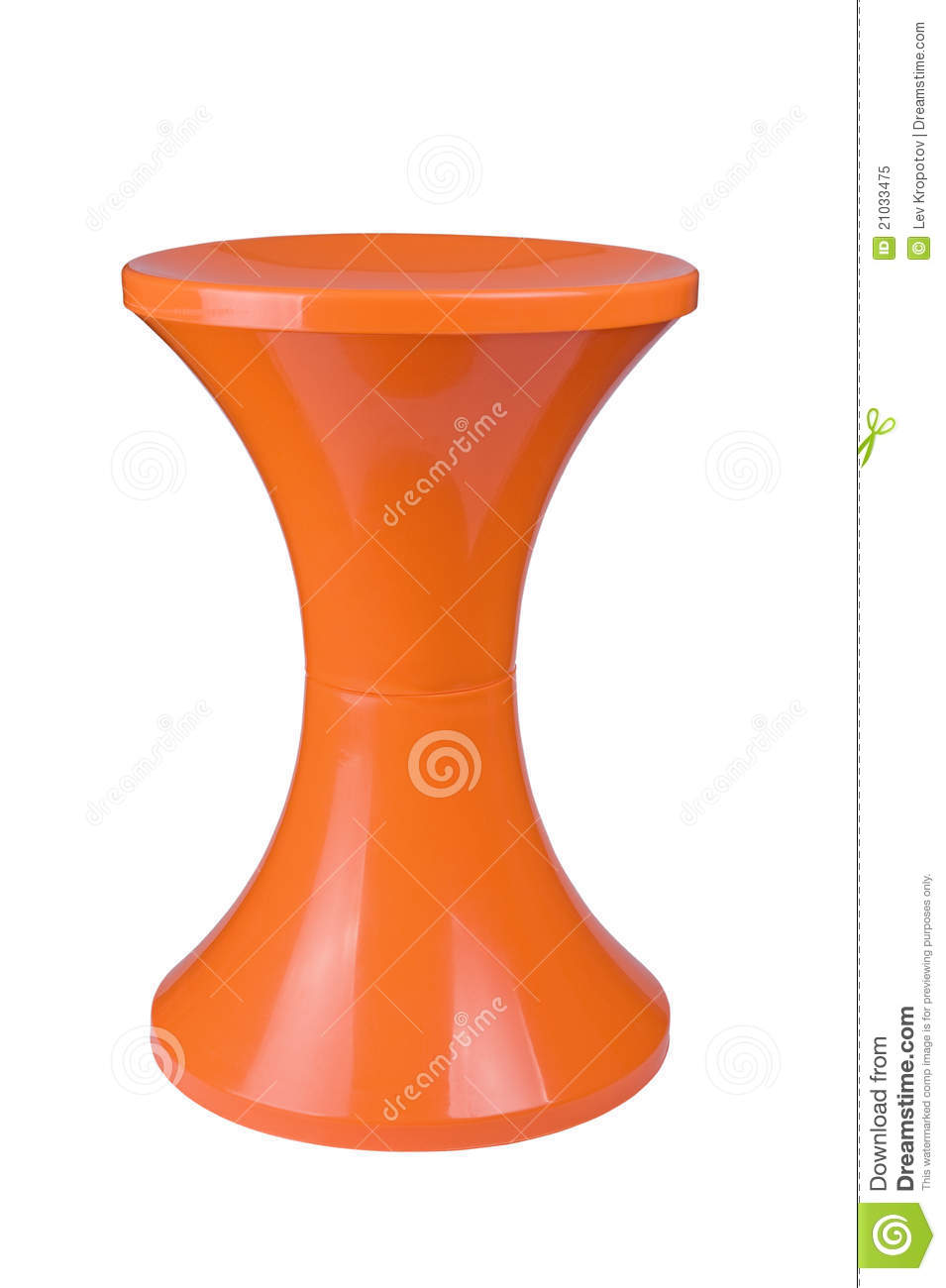 Plastic Stool Royalty Free Stock Photo  Image 21033475