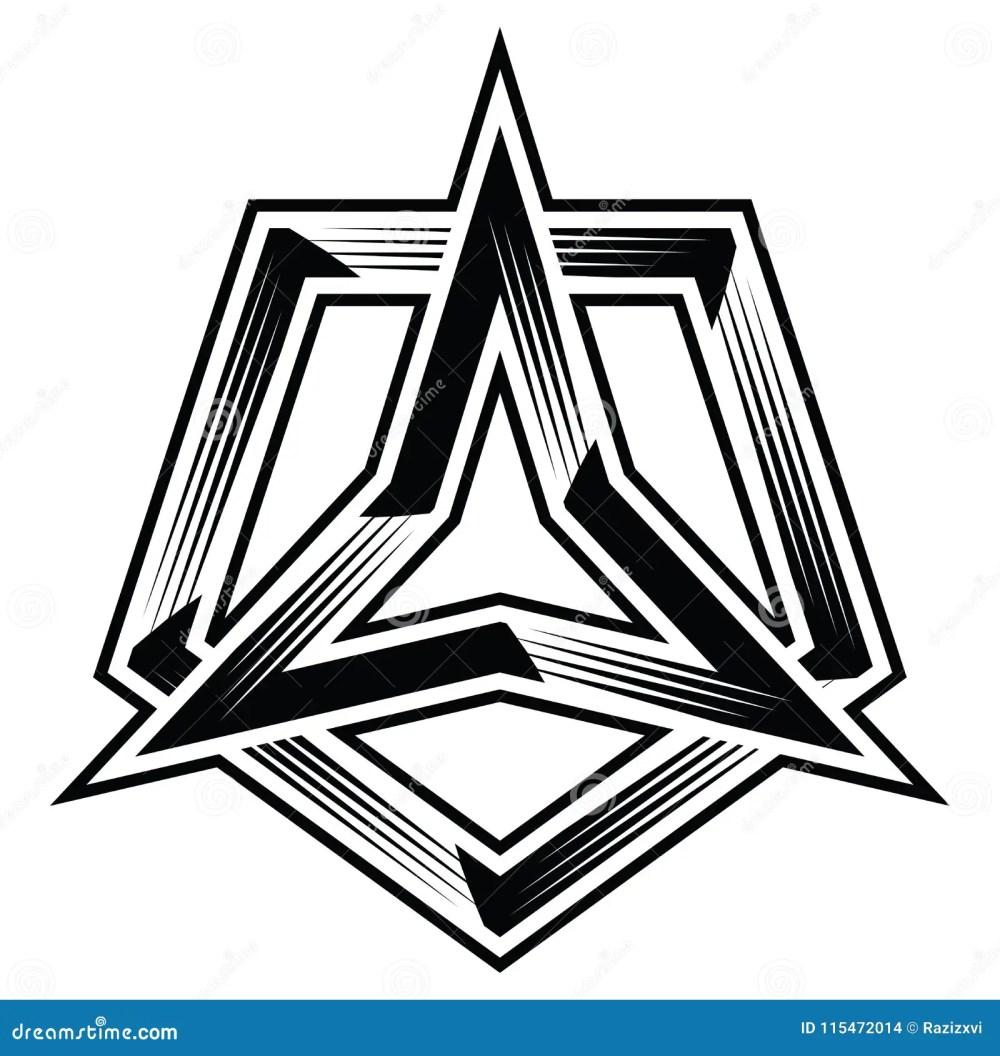 medium resolution of 3points star three corner angle point triangle polygon trilogy trinity trefoil pentagon polygon 5points trio tri five flat logo icon badge banner sticker