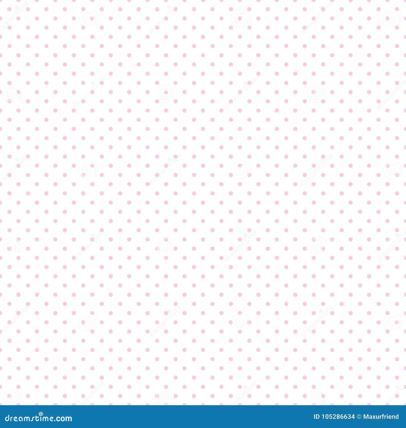 Casadeco carta da parati a pois e mongolfiere montgolfiere (rosa/grigio), dalla collezione my little world. Pois Senza Cuciture Di Rosa Di Bambino Per Il Fondo Del Modello La Carta Da Parati La Struttura Il Web Il Blog La Stampa O L Illustrazione Vettoriale Illustrazione Di Grafico